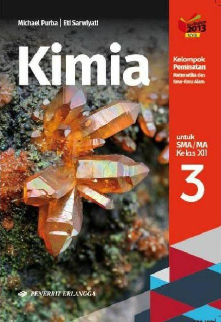 Solusi Manual Buku Kimia Kelas XII Michael Purba
